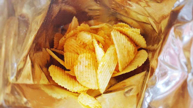 Nobody wants their family pack of crisps to go stale. (Getty Images)