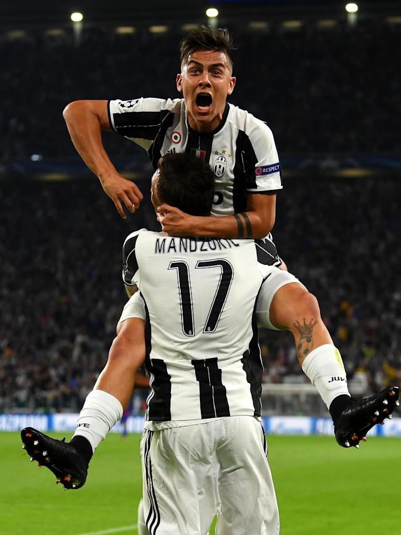 Dybala recently signed a new contract at Juventus (Getty)