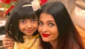 Aishwarya shares cute selfie with Aaradhya in Rome, but Abhishek's jacket in the frame is unmissable
