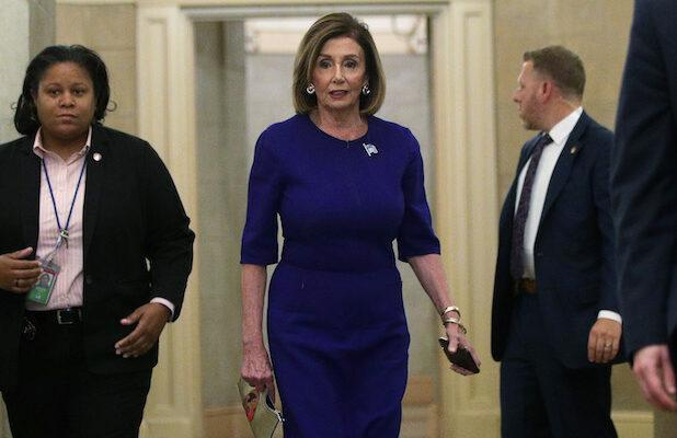Nancy Pelosi Shades Sinclair After Reporter's 'Really Disgusting' Question: 'Is That a News Source?'