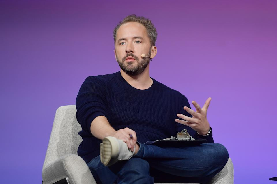 Drew Houston, CEO do Dropbox. (Foto: Matt Winkelmeyer/Getty Images for Dropbox)