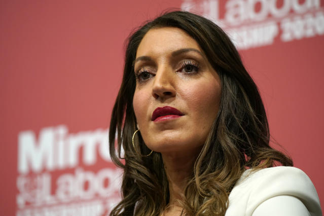 Dr Rosena Allin-Khan, MP for Tooting, said Boris Johnson's 'mixed messages could cost lives'. (Christopher Furlong/Getty Images)