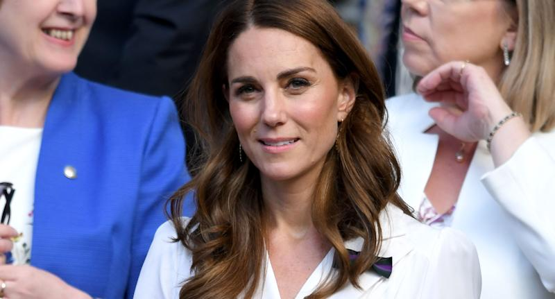 Catherine, Duchess of Cambridge.(Photo by Karwai Tang/Getty Images)