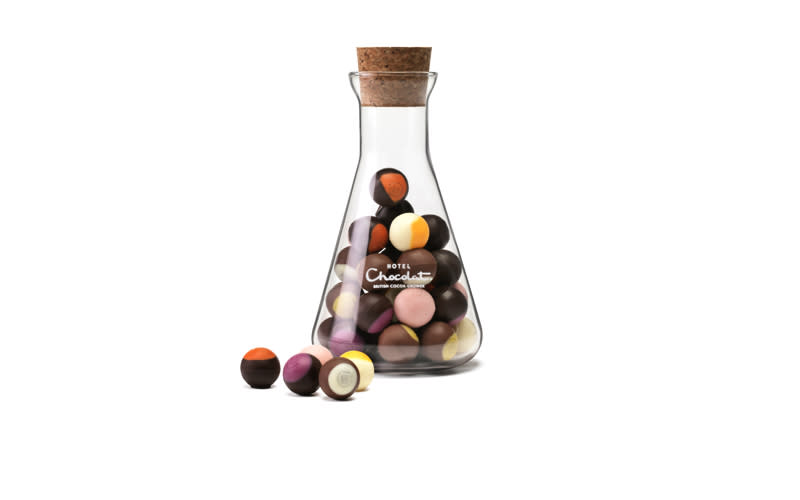 "<p>A Valentine's Day love potion,<a href=""https://www.hotelchocolat.com/uk/300609.html"" rel=""nofollow noopener"" target=""_blank"" data-ylk=""slk:£15 from Hotel Chocolat"" class=""link rapid-noclick-resp""><em> £15 from Hotel Chocolat</em></a> </p>"