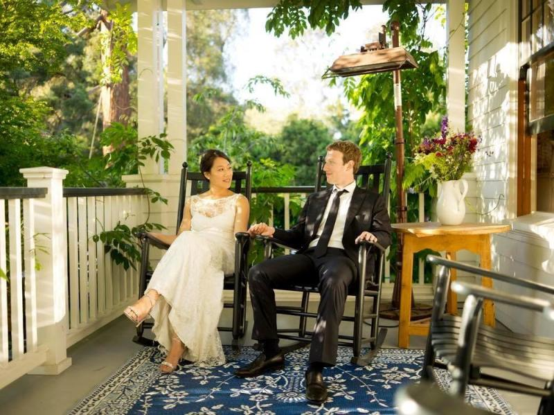 Mark Zuckerberg Is Making Good On His Wedding Promise To Priscilla Chan