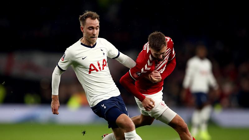Eriksen 'can leave Spurs with pride' amid rumours of Inter move