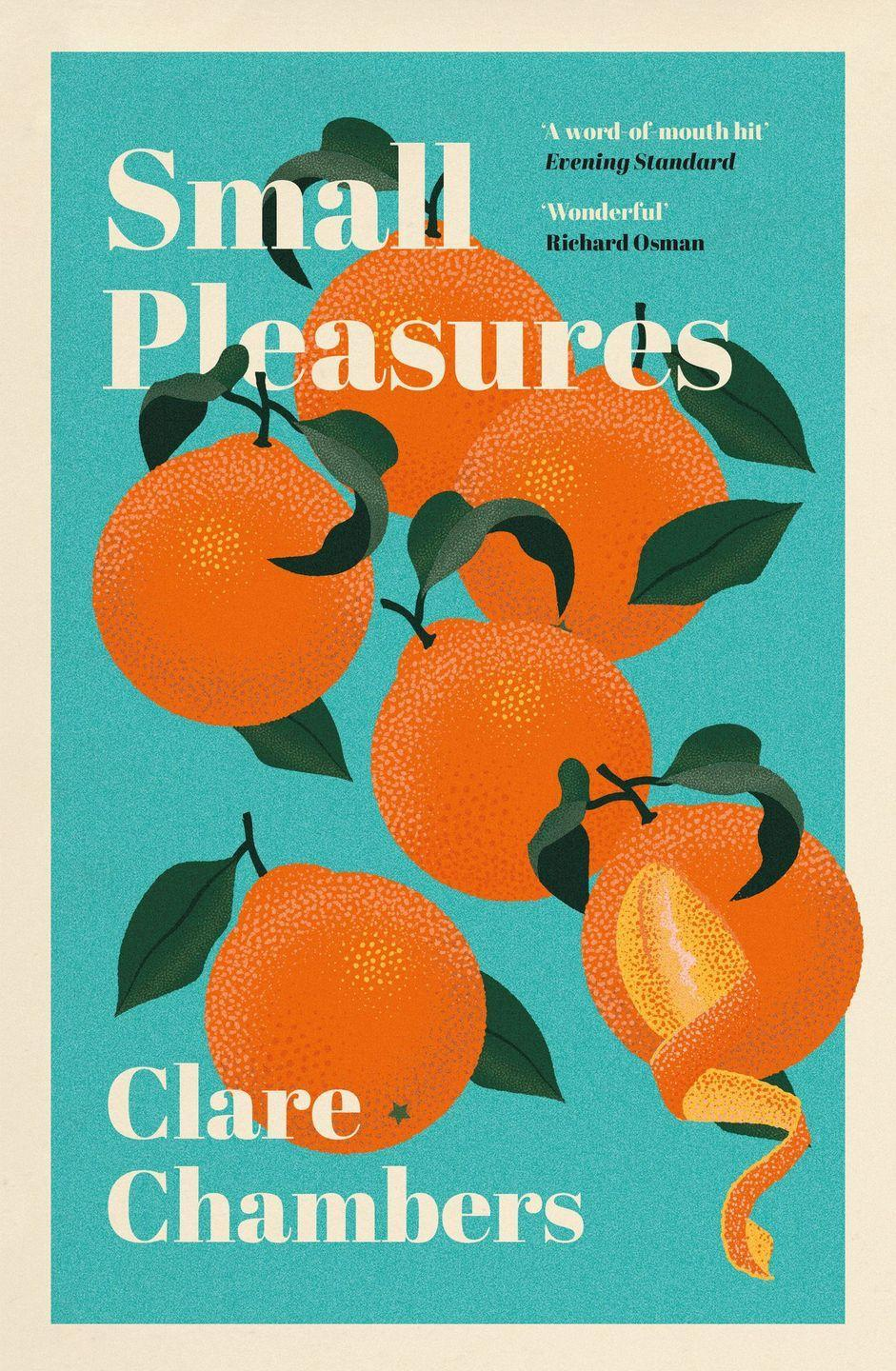 """<p>A captivating tale of friendship, love, happiness and the unravelling of a mystery, Small Pleasures is the first work of fiction in 10 years from the acclaimed novelist.<br><br>""""Small Pleasures by Claire Chambers is a story set in the 1950s<br>about a local journalist who covers the incredible tale of a woman who claims to have been a virgin when she gave birth to her daughter."""" - Elizabeth Day</p><p><a class=""""link rapid-noclick-resp"""" href=""""https://www.amazon.co.uk/Small-Pleasures-Clare-Chambers/dp/1474613888/ref=sr_1_1?adgrpid=103687175253&dchild=1&gclid=Cj0KCQiAnKeCBhDPARIsAFDTLTI9C5pXjarxjciD_PkB_CqQgHW5etkrnUYHYjZsFxQgRATTFsS0wOMaAumSEALw_wcB&hvadid=447157018697&hvdev=c&hvlocphy=9073583&hvnetw=g&hvqmt=e&hvrand=5623113584361689175&hvtargid=kwd-922416933528&hydadcr=11713_1842055&keywords=small+pleasures+clare+chambers&qid=1615458442&sr=8-1&tag=hearstuk-yahoo-21&ascsubtag=%5Bartid%7C1927.g.35797924%5Bsrc%7Cyahoo-uk"""" rel=""""nofollow noopener"""" target=""""_blank"""" data-ylk=""""slk:SHOP NOW"""">SHOP NOW</a></p>"""
