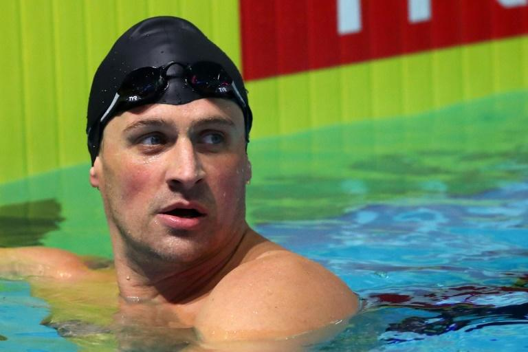 Controversial swimmer Ryan Lochte said the coronavirus was bigger than the Olympics