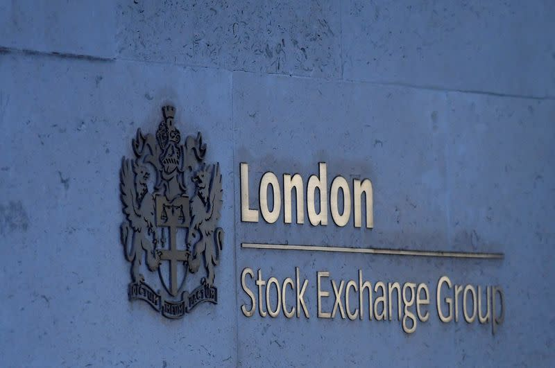 FTSE steadies as U.S.-Iran fears ease; Brexit doubts hit midcaps