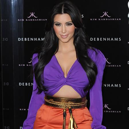 Kim Kardashian: Fans don't come to my home