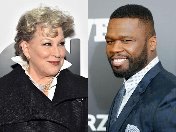 bette and fiffty cent 50 cent