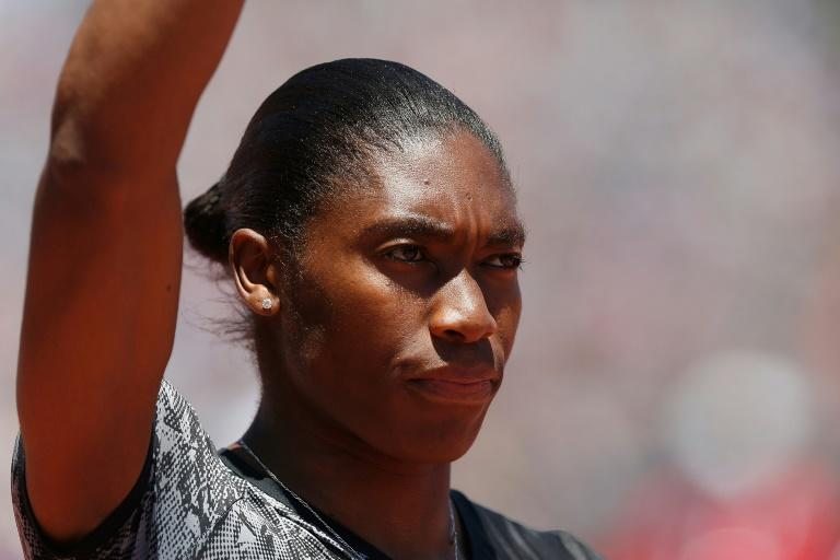 S.African rights groups join Semenya's battle against ban