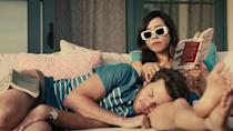 """<p>When two single friends (played by Maya Erskine and Jack Quaid) decide to take each other to every <a class=""""link rapid-noclick-resp"""" href=""""https://www.popsugar.com/Wedding"""" rel=""""nofollow noopener"""" target=""""_blank"""" data-ylk=""""slk:wedding"""">wedding</a> they get invited to one Summer, their friendship turns into something more.<a href=""""http://www.popsugar.com/entertainment/photo-gallery/45679492/embed/46210016/Plus-One"""" class=""""link rapid-noclick-resp"""" rel=""""nofollow noopener"""" target=""""_blank"""" data-ylk=""""slk:This rom-com"""">This rom-com</a> is complete with laughs, love, and some much-needed sexy scenes.</p>"""