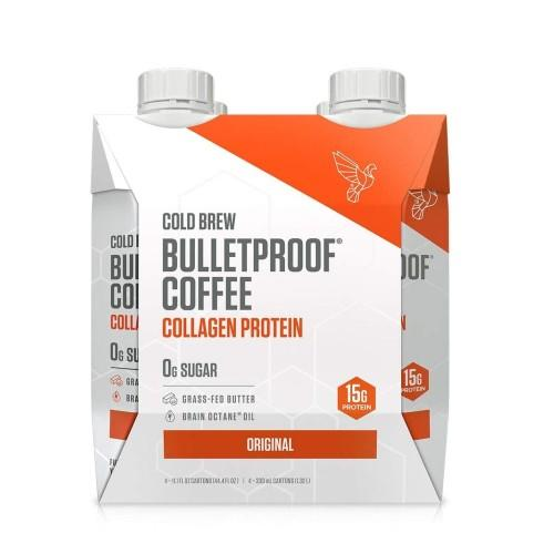 Bulletproof Cold Brew Coffee. (Photo: Amazon)