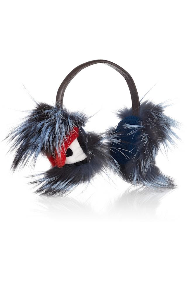 "<div class=""caption-credit"">Photo by: Net-a-porter</div><div class=""caption-title""></div><a rel=""nofollow"" target="""" href=""http://www.net-a-porter.com/product/399608""><b>Fendi monster earmuffs, $1,500</b></a> <br> The Italian luxury brand's new monster collection is immensely popular with rich young ladies desperate to be photographed for street style blogs. But for the rest of us normals, the line of clothing and accessories inspired by furry creatures looks completely absurd. Especially these already-sold-out fox, mink, and leather earmuffs adorned with two different characters on each side. E-tailer Net-a-porter suggests that you ""wear yours to give chalet looks a playful touch."" Oh totally. And we'll carry the matching <a rel=""nofollow"" target="""" href=""http://www.net-a-porter.com/product/383888"">$4,450 furry monster bag</a> and clip on one of the sold out <a rel=""nofollow"" target="""" href=""http://www.net-a-porter.com/product/392840"">$580 monster bag charms</a>. It'll be a laugh riot on the slopes. <p>  <br> </p>"