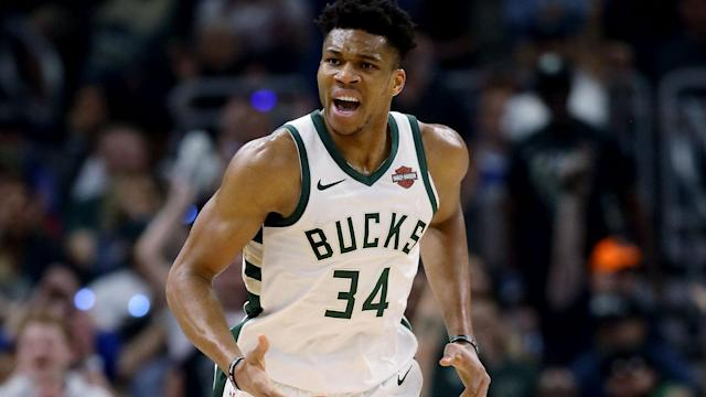 Milwaukee Bucks coach Mike Budenholzer revealed Giannis Antetokounmpo suffered an ankle injury.