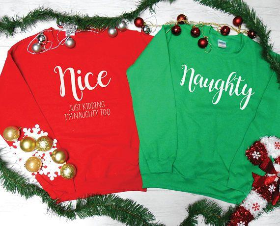 "Get the set <a href=""https://www.etsy.com/listing/551788486/naughty-nice-christmas-sweatshirts?ga_order=most_relevant&ga_search_type=all&ga_view_type=gallery&ga_search_query=couple%20sweaters&ref=sc_gallery_6&plkey=28afbdee8a4e8e0554096f0d2c7064fb2f9e3d78:551788486"" target=""_blank"">here</a>."
