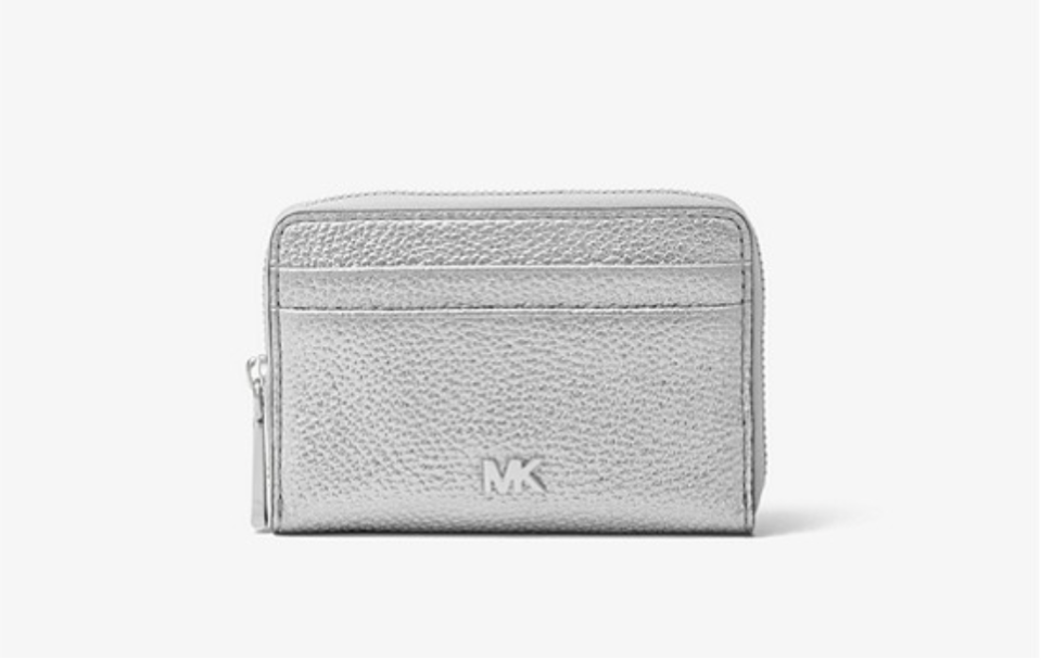 Small wallet. (PHOTO: Michael Kors)
