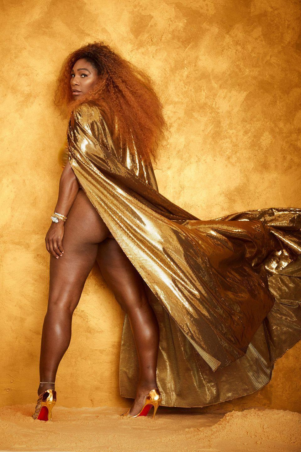 <p>Thanks to Megan Thee Stallion, music in 2020 was all about the body—the protruding parts, the curvy parts, and, yes, even the wet parts. Jewelry designers, too, focused on the birthday suit, celebrating the sensuality of the female form by offering gilded pieces that leave little to the imagination. </p><p>Chloé and Pamela Card, for instance, placed mini Venus figurines on long chains. Sculptor Anissa Kermiche reimagined her celebrated vases of the female body onto pendants. Tiffany & Co. reissued its iconic bone cuffs, which were designed by Elsa Peretti. And Danielle Gerber bared bosoms unabashedly. </p><p>Now, after months of being certified freaks, seven days a week, we're trumpeting the same carefree mindset into 2021. And we can think of no better way to shake our body-ody-odies virtually—and hopefully, in the near future, IRL—than with the selection below. </p>