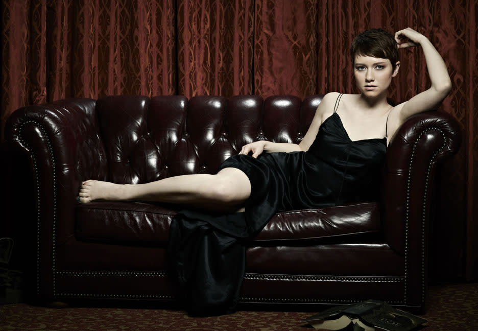 """Emma (Valorie Curry) is one of Joe Carroll's followers in """"The Following"""" on FOX."""