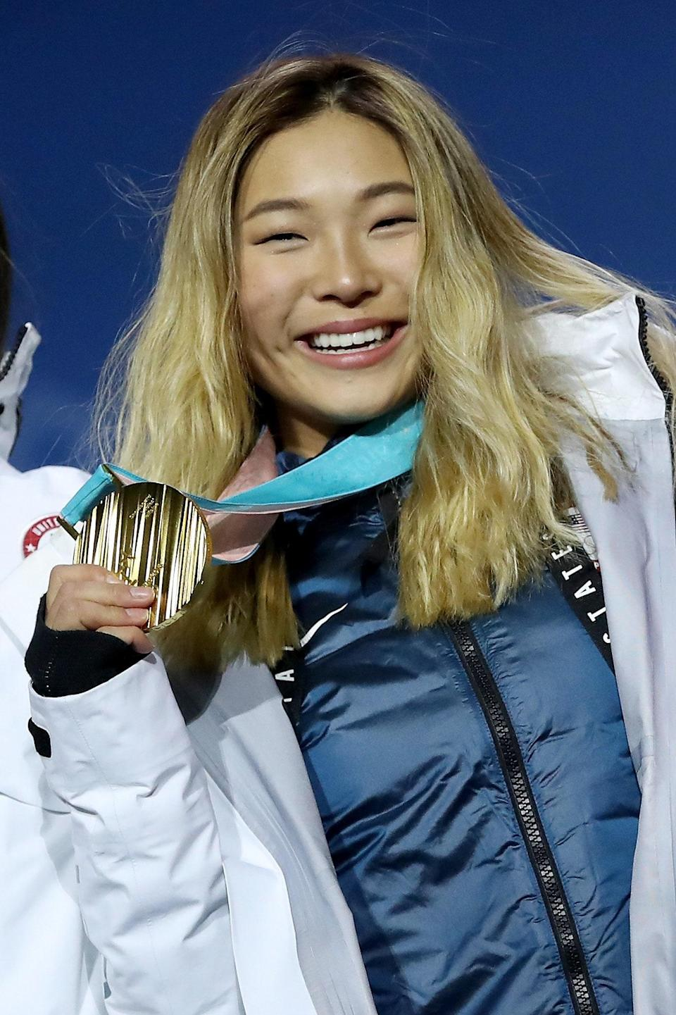 """<h1 class=""""title"""">Medal Ceremony - Winter Olympics Day 4</h1><cite class=""""credit"""">Getty Images</cite>"""