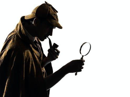 "<span class=""attribution""><a class=""link rapid-noclick-resp"" href=""https://www.shutterstock.com/image-photo/sherlock-holmes-silhouette-studio-on-white-110867483"" rel=""nofollow noopener"" target=""_blank"" data-ylk=""slk:OSTILL is Franck Camhi/Shutterstock.com"">OSTILL is Franck Camhi/Shutterstock.com</a></span>"