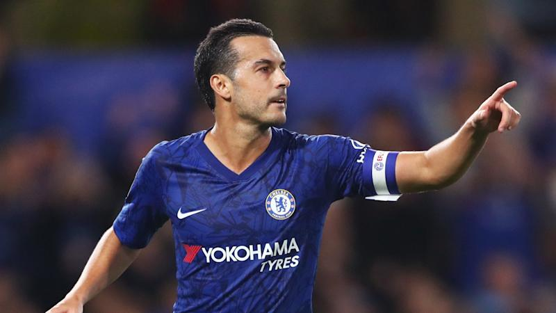 'He is part of my plans' - Lampard insists Pedro is not for sale