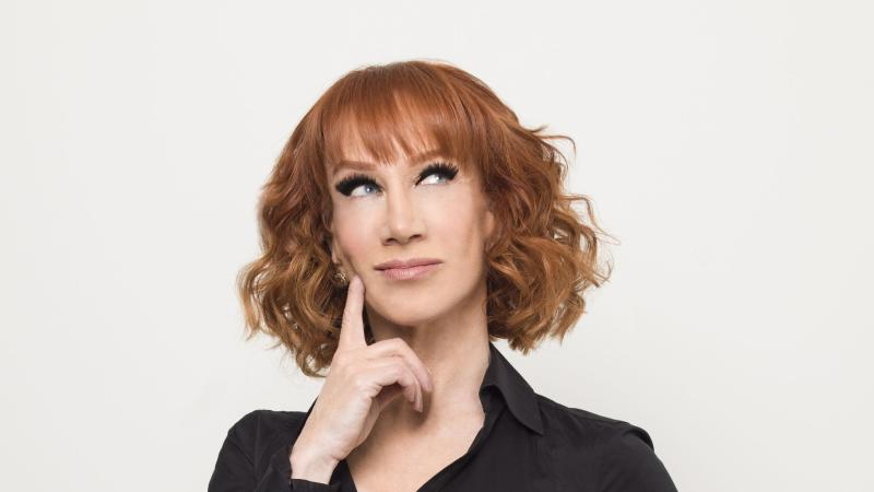 Kathy Griffin rings in 2020 with big news