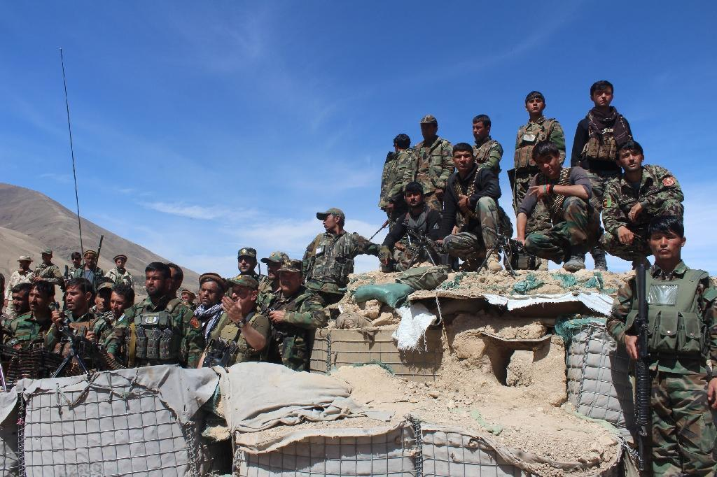 Terror Group Back on the Offensive in Afghanistan - The