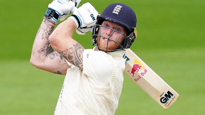Ben Stokes, pictured here in action for England against West Indies.