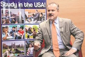 Foreign students are critical for United States education sector, says US diplomat
