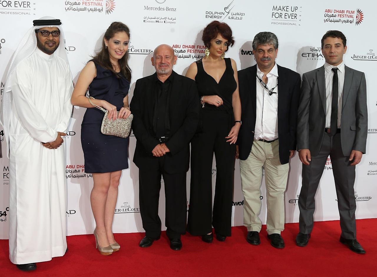 Abu Dhabi Film Festival 2012 - Day 5: Jaeger LeCoultre Collection