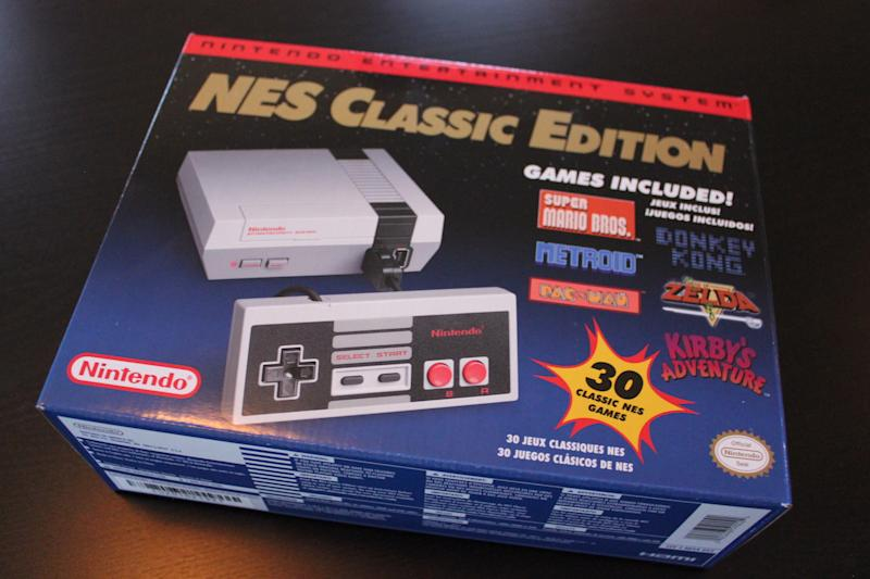More Than 150 Nes Classic Edition Consoles Are In Stock Right Now On