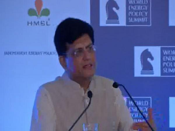 Union Minister for Railways and Coal, Piyush Goyal