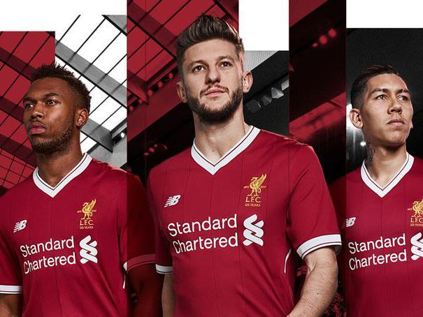 Liverpool have a retro new strip (LiverpoolFC)