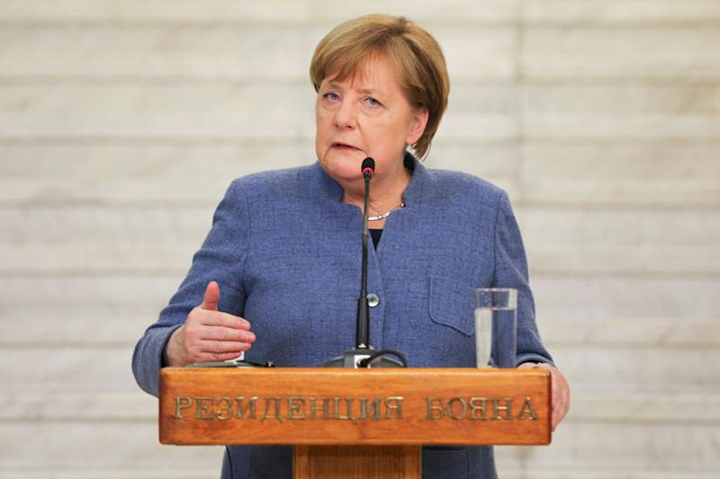 Germany's Angela Merkel Ready to Fight to Last Minute for Orderly Brexit
