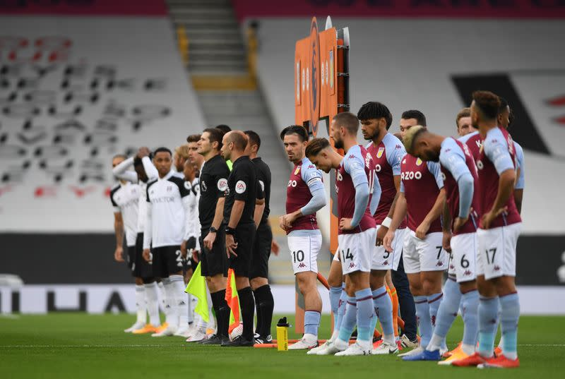 Fulham director Khan promises new signings after Villa loss