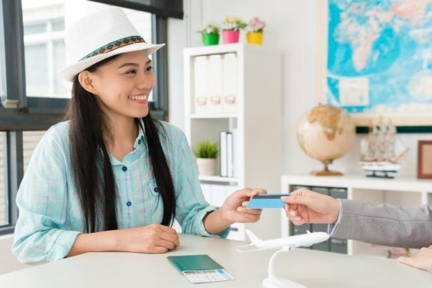 when should you get a credit card - travel credit card