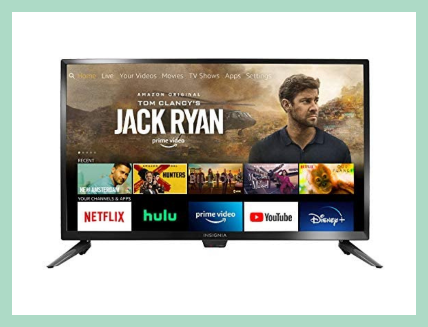 This smart TV is just $100 for Prime members. (Photo: Amazon)