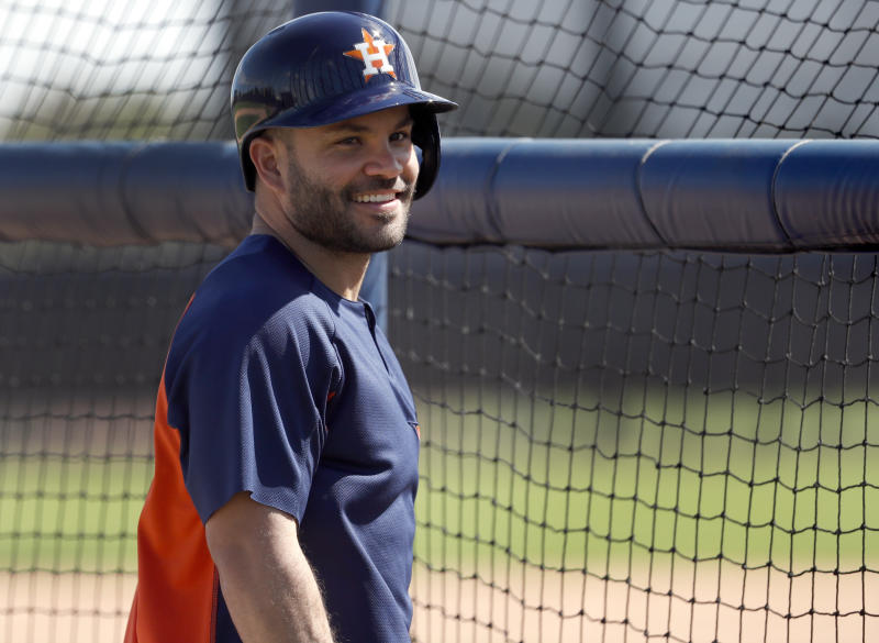 Astros, Altuve agree on 7-year $163.5M contract