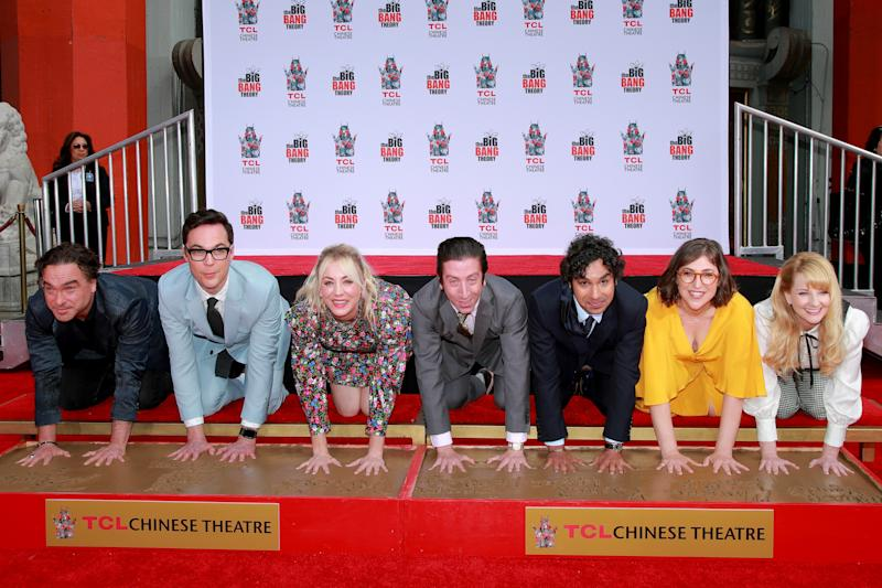 Kaley appeared on The Big Bang Theory alongside her co-stars for more than a decade. Photo: Getty Images