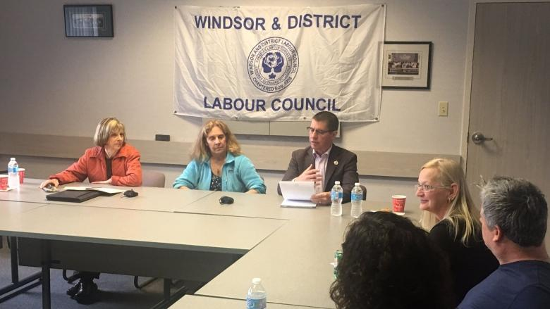 Windsor labour council to host seminar on conduct in sport