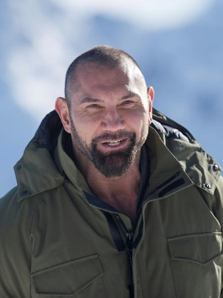 Known by sports fans the world over as World Wrestling Entertainment's 'The Animal', Dave Bautista is a six-time world champion and one of the organization's most popular stars
