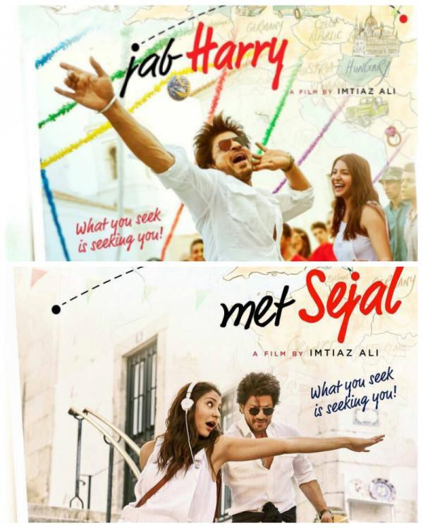 "<p>Shah Rukh had tweeted, ""TGIF! Survived the week inspite of a plane crash, fatal accident on sets & yet another title of Imtiaz Ali film!"" </p><p>Recommended Read: <a rel=""nofollow"" href=""https://www.pinkvilla.com/entertainment/news/380059/heres-truth-behind-shah-rukh-khan-losing-calm-popular-prank-show?utm_source=yahoo&utm_medium=referral&utm_campaign=yahoomovies""> Here's the truth behind Shah Rukh Khan losing calm on a popular prank show </a></p><p><span>Well, the movie, which has been tentatively named The Ring, </span>Rehnuma<span> and </span>Raula<span> before, has finally got its permanent title. That's right, the movie is now called Jab Harry Met Sejal. What do you think of that?</span></p><p>Check out the two posters that have been released by the team. The poster has the tag line, ""What you seek is seeking you."" Both Shah Rukh Khan and Anushka Sharma are seen having a blast in the fun posters, which has a backdrop of drawings of a world tour route. It sure looks interesting, doesn't it?</p><p>The name seems to be a culmination of Jab we Met and When Harry Met Sally. While a part of the audience is complaining that the name is not at all original, others are loving the fun ring to it.</p><p>Imtiaz had earlier spoken about the film saying, ""The film is going to release on August 11."" Talking about the clash with <a rel=""nofollow"" href=""https://www.pinkvilla.com/celebrity/akshay-kumar"" title=""Akshay Kumar"">Akshay Kumar</a>'s film <i>Toiler Ek Prem Katha, </i>Imtiaz had said, ""There are only 52 weeks in a year and some of them have been taken away by other things and of course, there are more than 52 films. So, clashes are not a big deal.""</p><p>This is Anushka and SRK's third project together after Rab Ne Bana Di Jodi and Jab Tak Hai Jaan. However, they have also been finalized to work together in the Aanand L Rai movie, which also features <a rel=""nofollow"" href=""https://www.pinkvilla.com/celebrity/katrina-kaif"" title=""Katrina Kaif"">Katrina Kaif</a>.</p><p>Interesting much? </p>"