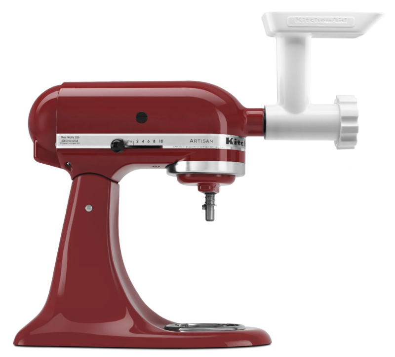 KitchenAid Food Grinder Stand Mixer Attachment. (Photo: Walmart)