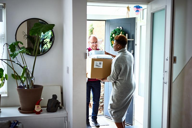 It's Free Shipping Day! (Photo: Getty Images)