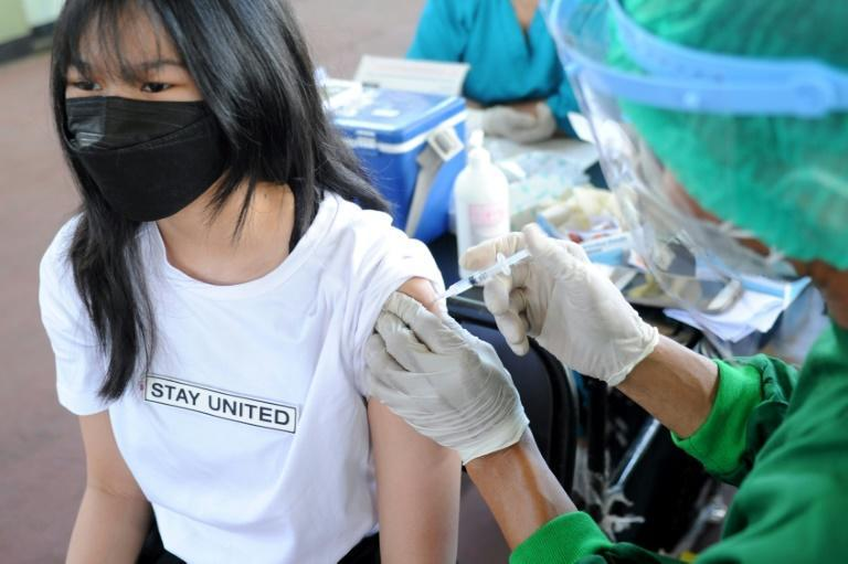 Indonesia is battling a Covid-19 surge with oxygen supplies running low and only five percent of the population fully vaccinated
