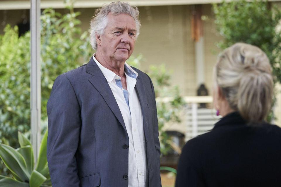 <p>John arrived in Summer Bay in 2009 as a guest character, but was later promoted to a show regular and has stuck around in the show ever since.</p><p>John married Marilyn Chambers in 2014, but the couple split up in 2020 after a rift developed between them and proved irreparable. He's now ready to move on with his life by pursuing a new relationship.</p>