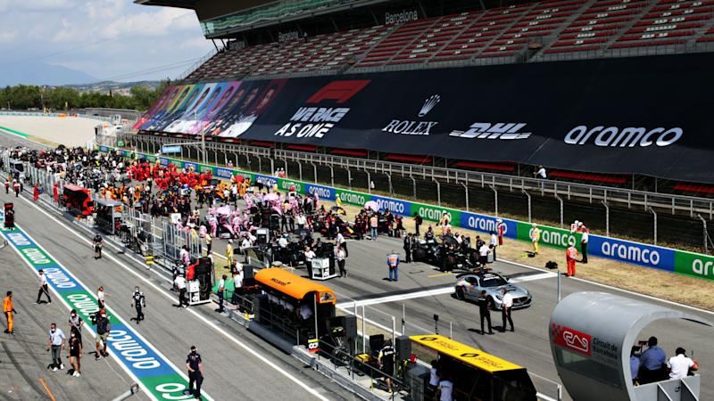 All 10 teams commit to F1 until 2025 under new Concorde Agreement