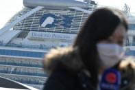 Over 700 people on board the Diamond Princess ultimately tested positive for coronavirus, and 13 died
